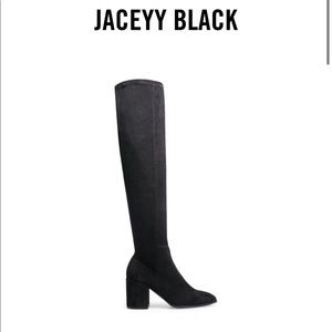 "Steve Madden ""Jaceyy"" knee high boots"